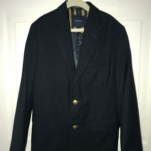 Nautica Boys two button blue blazer in size 10